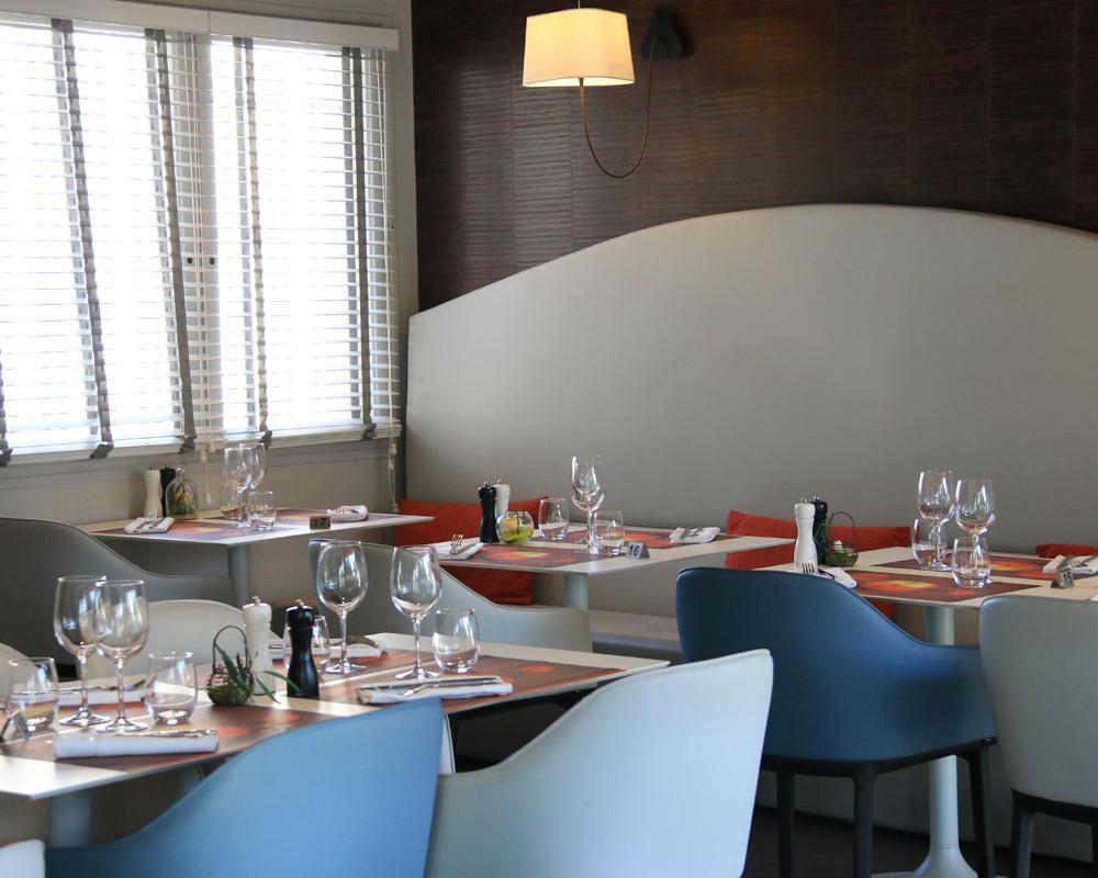 restaurant ambiance moderne